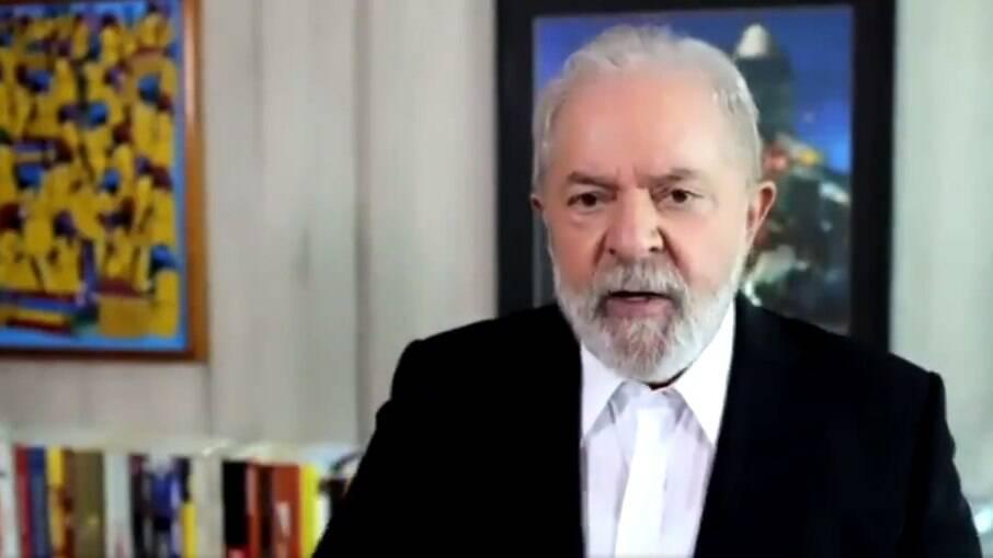 Lula pede ajuda à Itália para 'governança global' contra a Covid-19
