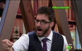 RedeTV! processa Rafinha Bastos - iG Gente