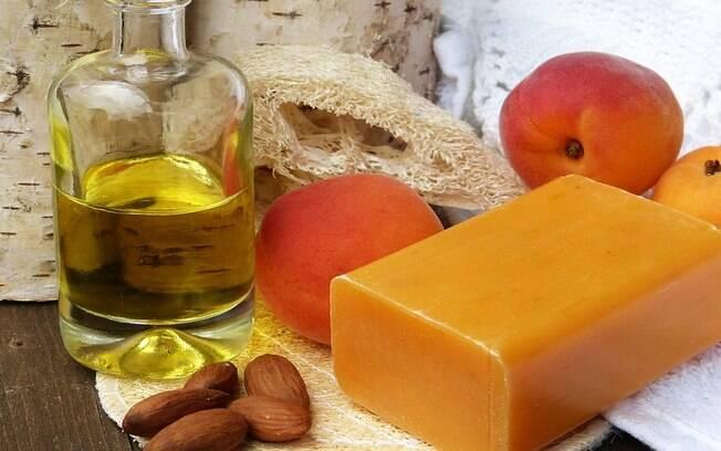 Óleo de amêndoas é um potente antioxidante