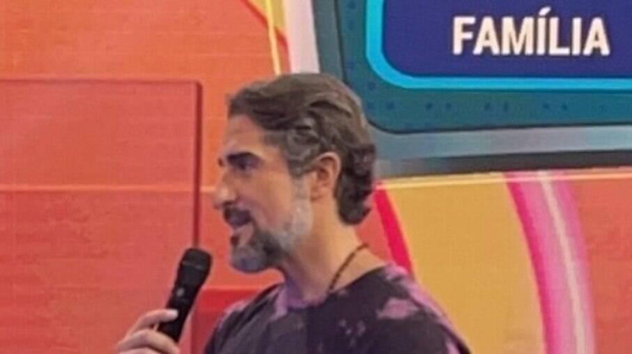 Boninho celebra resultado da primeira gravação de Marcos Mion