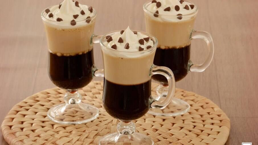 Copinho de cappuccino: rende 15 unidades e é delicioso