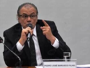 O engenheiro Pedro Barusco, ex-gerente da Petrobras e delator da Operação Lava Jato, depõe na CPI da Petrobras, na Câmara dos Deputados
