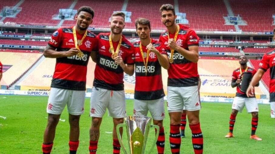 Léo Pereira pode estar de saída do Flamengo