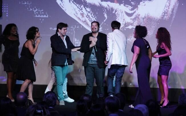 Tiago Abravanel: prêmio por sua atuação no musical