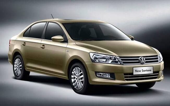 O Volkswagen Santana foi cotado para produção no Brasil. Agora foi cancelado de vez, substituído pelo Virtus