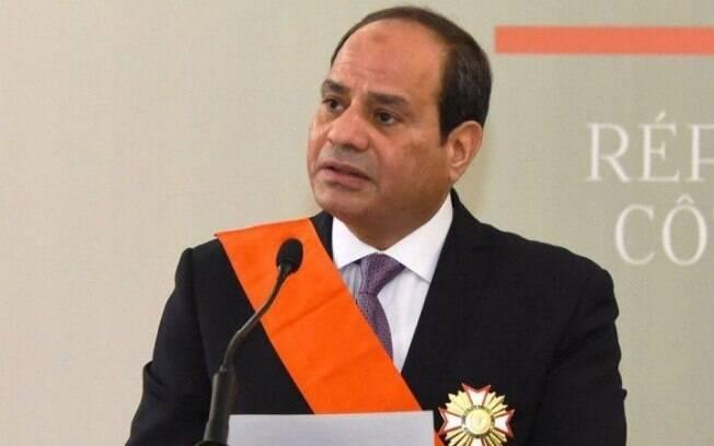 Mudança manterá Abdel Fatah al-Sisi no comando do Egito até 2030