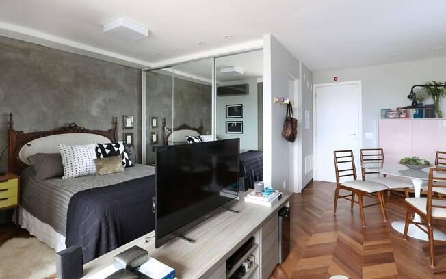 Como decorar apartamentos pequenos decora o ig - Decorar piso pequeno moderno ...