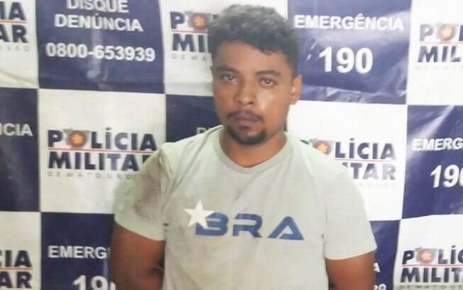 Alexandro Antunes estuprou e espancou a idosa dentro da casa dela, em Nobres