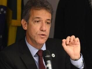Arthur Chioro falou sobre o controle de dengue no lançamento do Centro Integrado de Operações Conjuntas da Saúde (Ciocs), que coordenará as ações de saúde durante a Copa