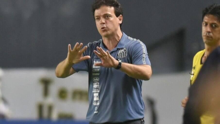 Diniz segue com alguns desfalques importantes para escalar o Santos