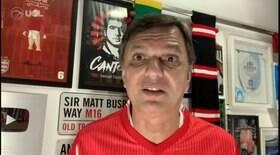 Ex-técnico do Flamengo ofende Mauro Cezar:
