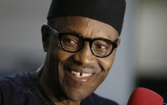 Buhari venceu as eleições 30 anos após de golpe que o levou ao poder