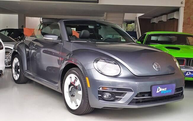 VW Fusca Final Edition