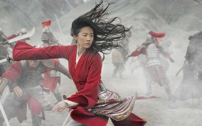 Mulan pode chegar ao Disney+ com preço alto