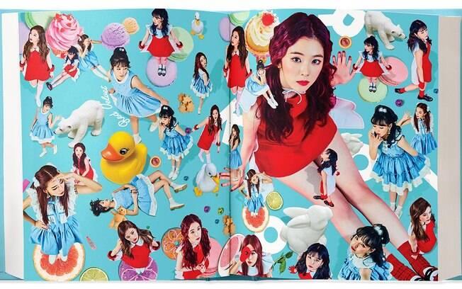 Entre os melhores lançamentos de k-pop, as meninas