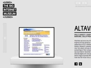 Museu da internet pode ser acessado pela web e mostra história de sites e da tecnologia usada na rede