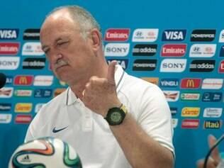 Felipão não rendeu assunto sobre freguesia da seleção chilena diante do Brasil no retrospecto do confronto