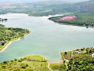 Várzea das Flores.   Com a medida aprovada, região da lagoa é uma das que poderá receber empreendimentos