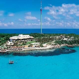Passar a virada do ano nas águas turquesa de Cancún ainda é possível