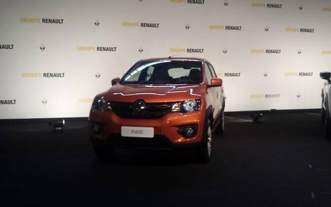 Tratado pela Renault como um SUV de entrada, o Kwid irá brigar no segmento de entrada, com Fiat Mobi e Volkswagen Up!.