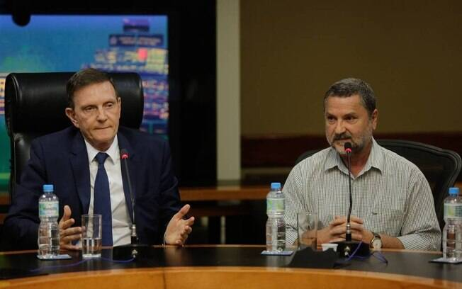 Secretário de Crivella no Rio deu declaração polêmica nesta quinta-feira