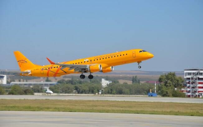 A Embraer é um dos exemplos de privatizações brasileiras