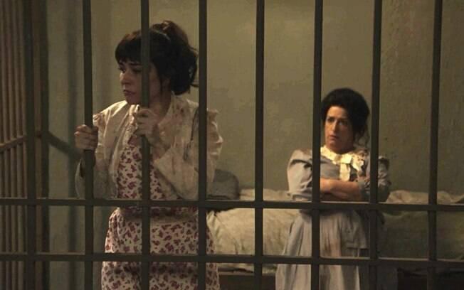 Susana (Alessandra Negrini) e Petúlia (Grace Gianoukas) foram as personagens cômicas e malvadas em