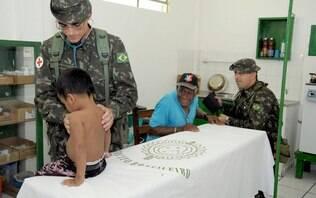 Mais Médicos: Militares terão maior participação na parte logística do programa