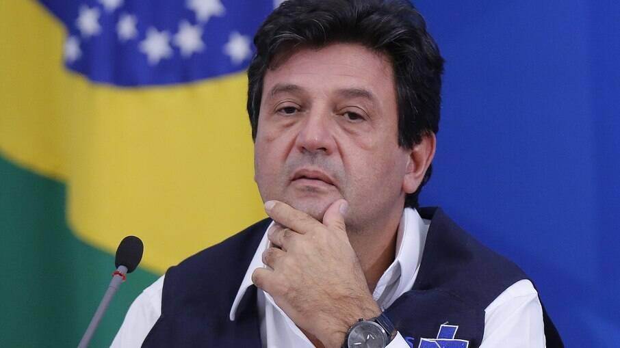 Mandetta será o primeiro a ser ouvido na CPI, seguido por Teich e Pazuello