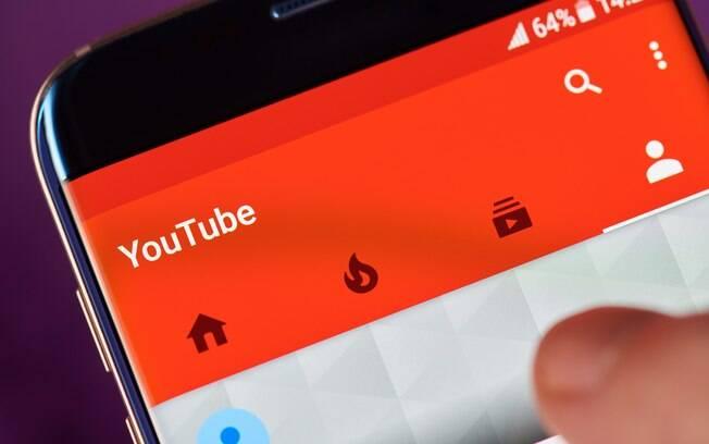 Padrão no iOS, botão Atividades pode chegar em breve ao YouTube para Android