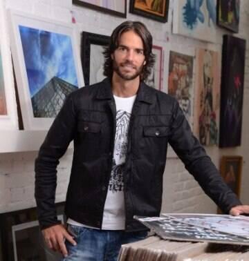 """Modelos famosas e pintores consagrados são matéria prima da """"IF I WAS AN ART"""""""