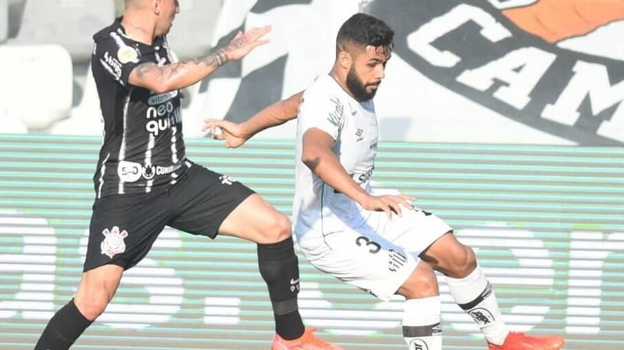 VAR entra em ação no clássico entre Santos e Corinthians