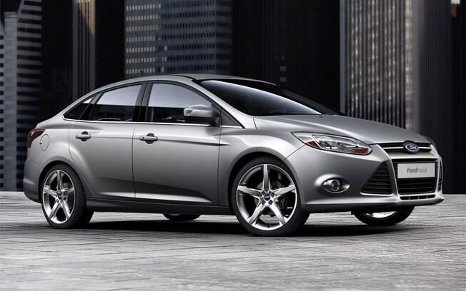 O Ford Focus Fastback pode ser o mais caro entre os sedãs médios da lista, mas é o mais atual e com bom nível de equipamentos.
