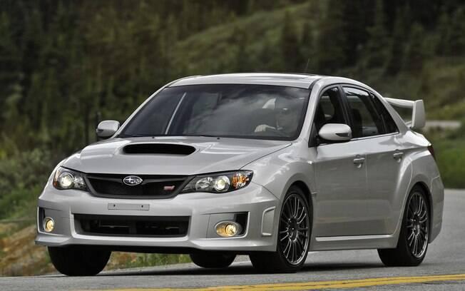 Subaru anuncia recall de seis modelos