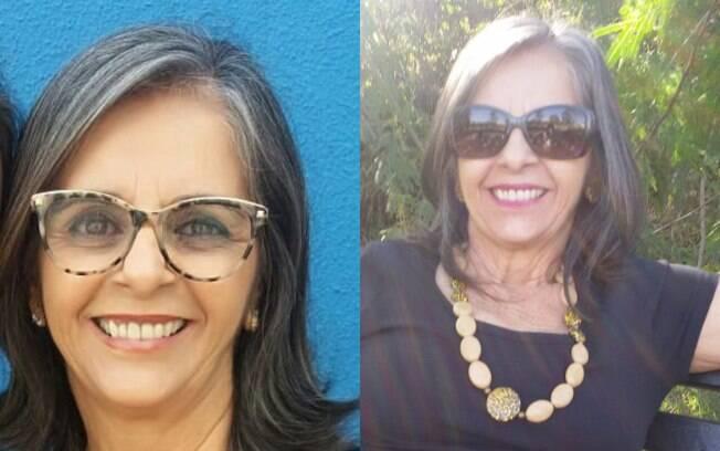 Para Irani Ferreira, ter os cabelos sem tintura é uma liberdade maravilhosa, mas ressalta que no começo não foi fácil