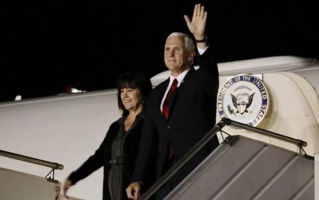 Vice-presidente dos Estados Unidos, Mike Pence, vai visitar abrigo de venezuelanos em Manaus