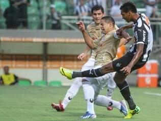 Jô deixou a sua marca em vitória do Atlético sobre o Zamora, nesta quinta-feira