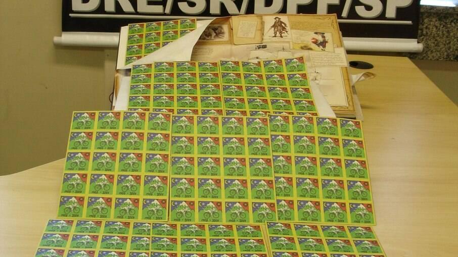 Polícia Federal apreende 5 mil selos de LSD em Mato Grosso