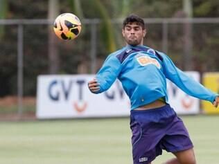 Atacante se machucou no jogo de dia das oitavas de final da Copa do Brasil contra o Flamengo
