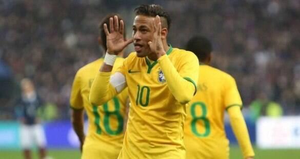 """Neymar dispara contra """"babacas"""" após eliminação precoce do Brasil nos EUA"""