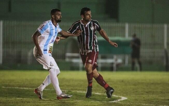 Macaé e Fluminense empataram em 0 a 0
