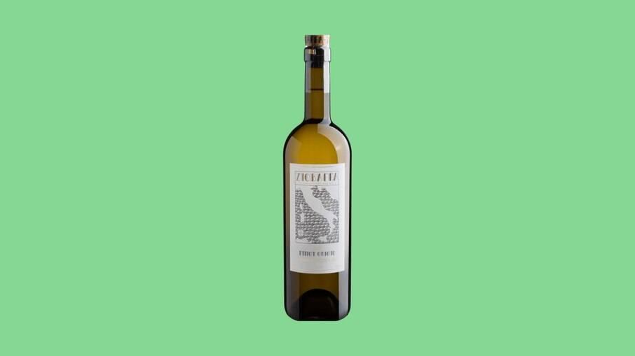 Pinot Grigio vegano