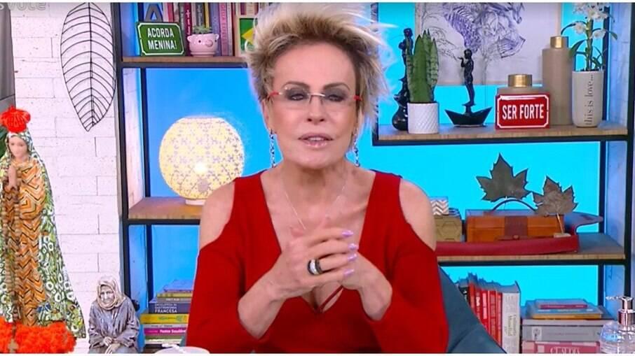 Ana Maria Braga critica ameaças aos ex-BBBs