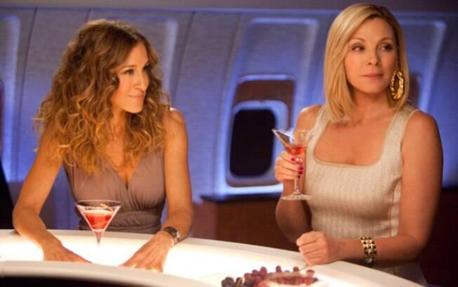 Com moderação você pode aproveitar aquele drinque com as amigas