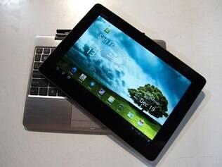 Asus Transformer Prime é tablet que vem com dock para expandir