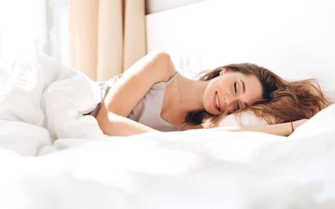O sono ajuda a produzir colágeno