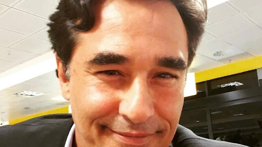 Luciano Szafir recebe alta do hospital