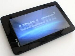 Tablet vem embarcado com Android 2.3