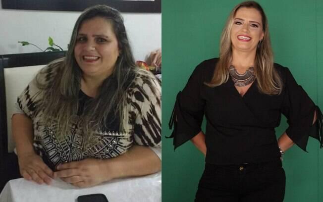 Zilda Waléria conseguiu emagrecer rápido, ela perdeu 80 kg em apenas 8 meses e deixa claro que conseguiu com apoio