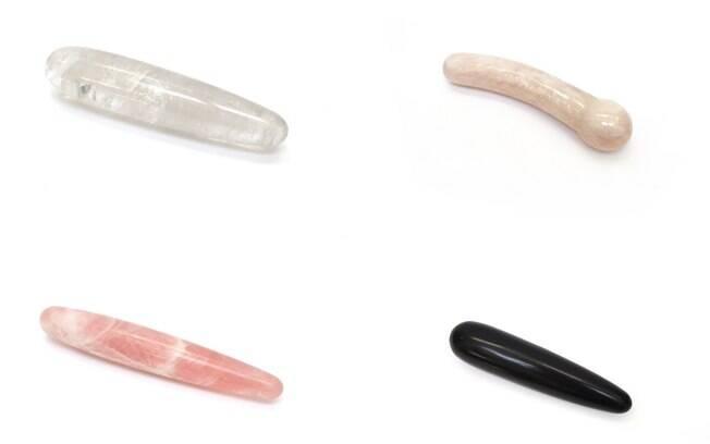 Vanessa estava insatisfeita com o mercado erótico tradicional quando criou os consolos de cristais